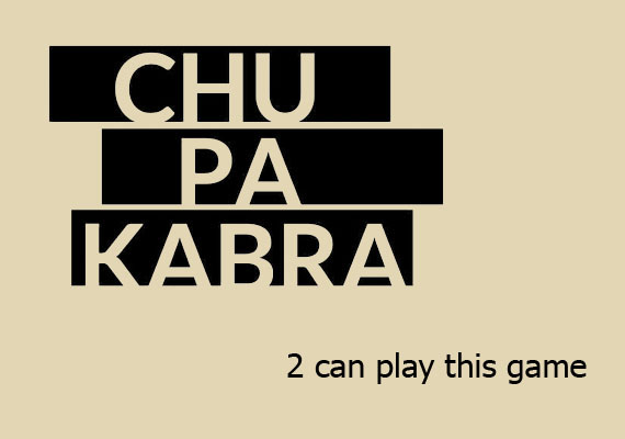Chupakabra - 2 can play this game